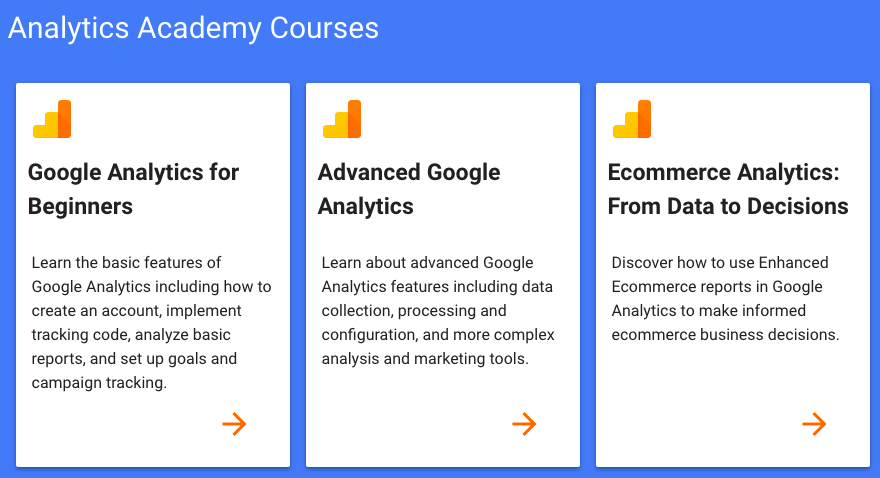 google-analytics-academy-courses-1-認證
