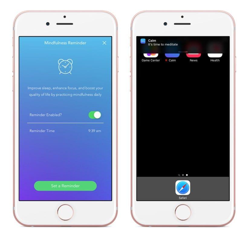 calm-app-reminder-留存率